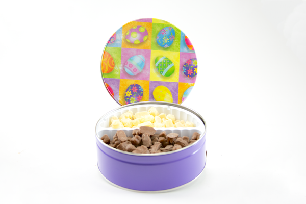 Easter Tin Deluxe - Colored Eggs