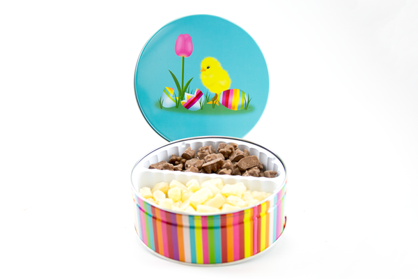 Easter Tin Deluxe - Baby Chick