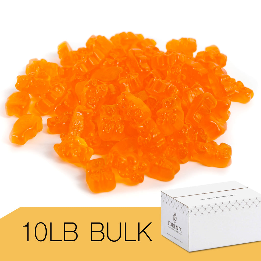Orange Gummy Bears (Gummy Candy)