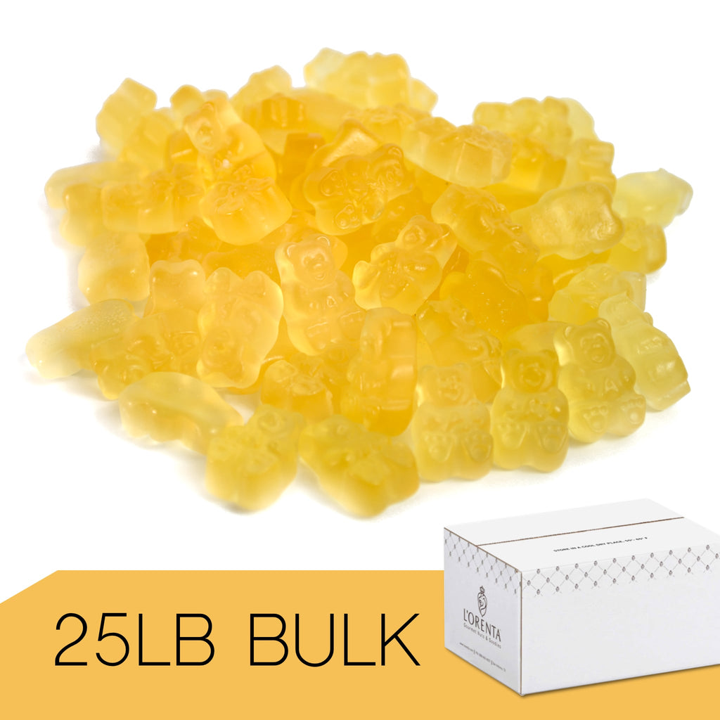 Pineapple Gummy Bears (Gummy Candy)