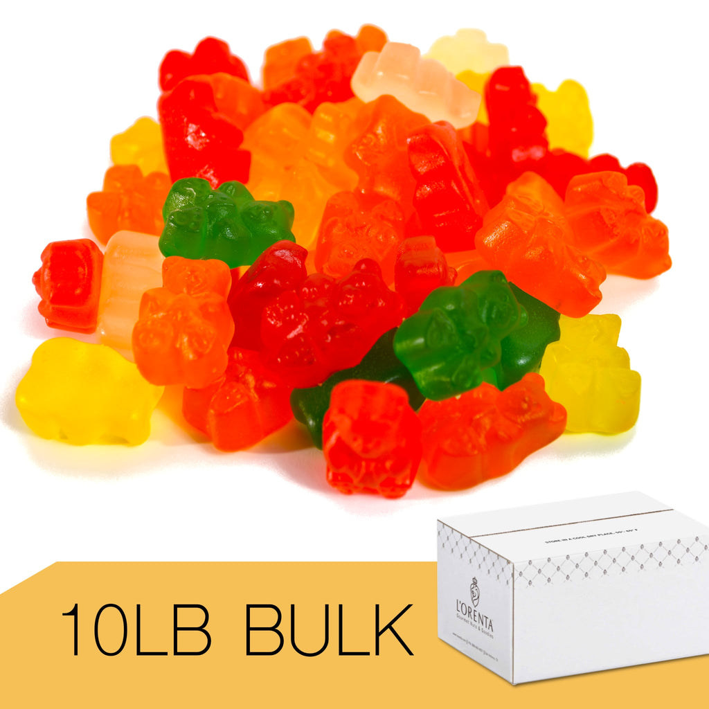 Sugar Free Gummy Bears (Gummy Candy)