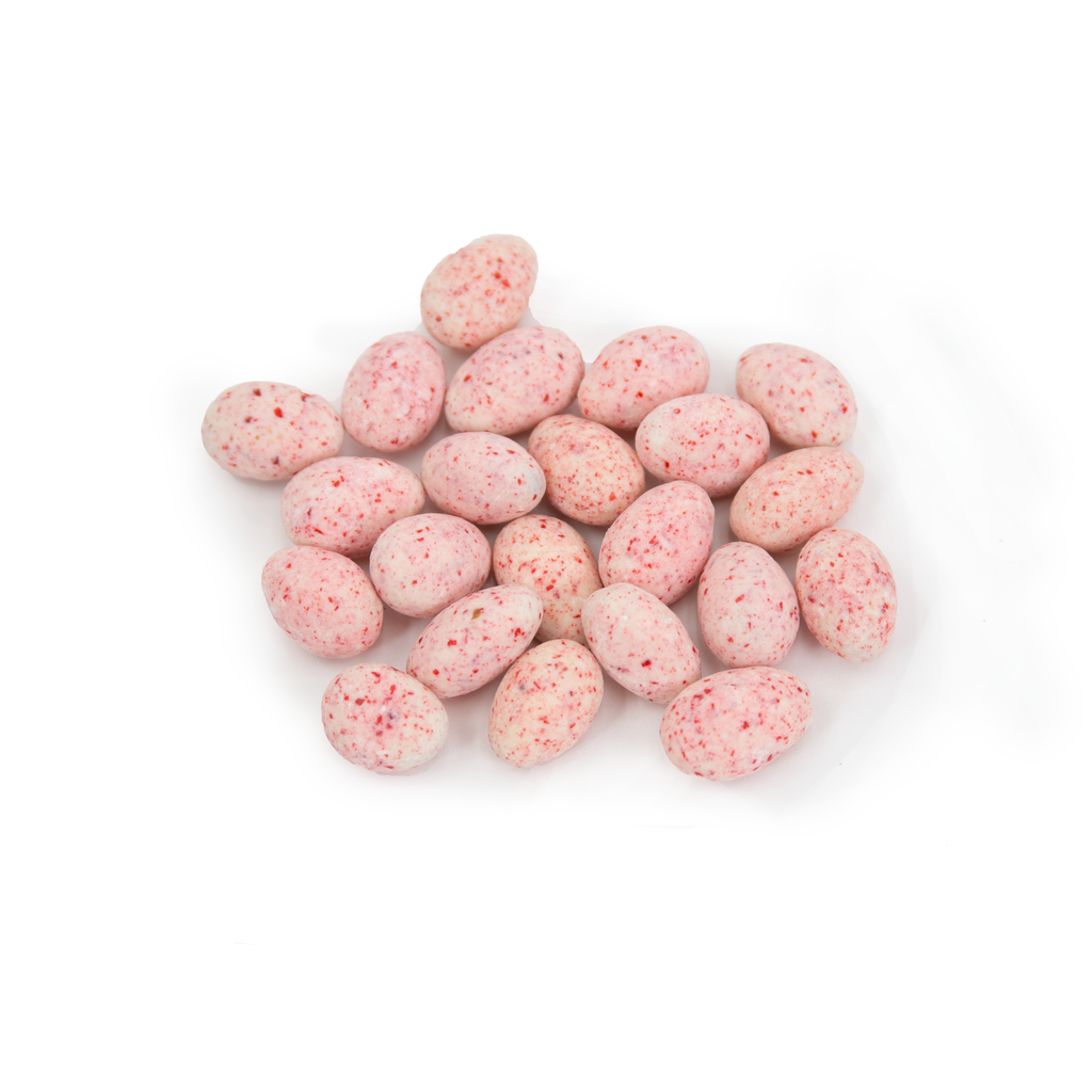 Peppermint Almonds