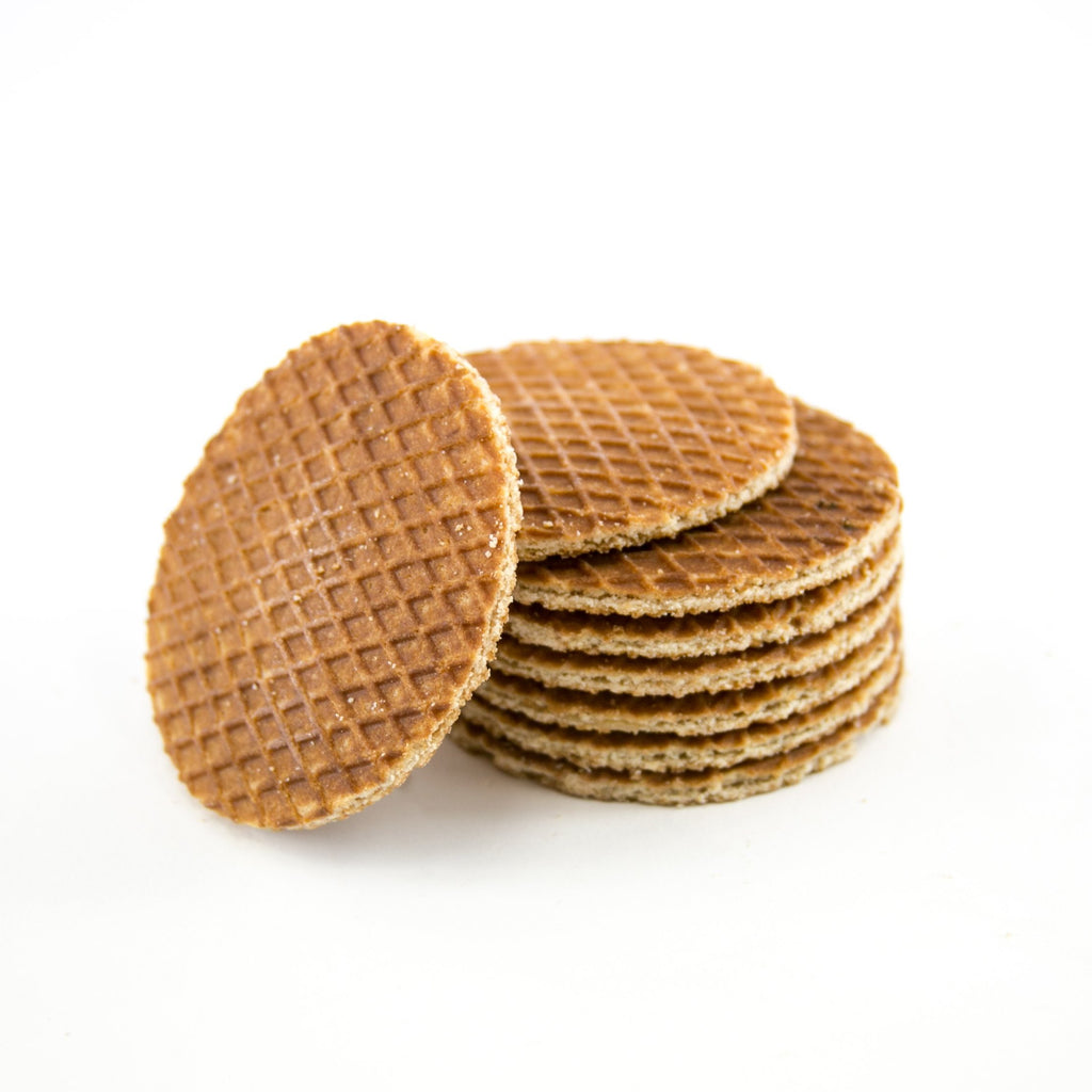 Original Stroopwafel - Single Pack (8 Waffles)