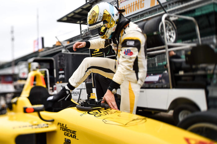 Full Torque Gear Partners with Indy Lights Driver Scott Hargrove and Team Pelfrey
