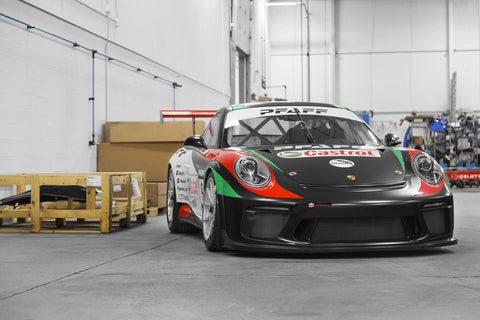 SCOTT HARGROVE JOINS FOUR-STRONG PFAFF MOTORSPORTS LINEUP IN 2017 PORSCHE GT3 CUP CANADA
