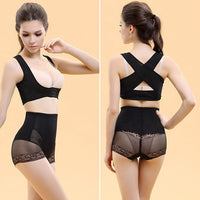 Women Hot Slimming High Waist Body Shapers Pants Shapewear Corset Seamless Underwear Free Shipping PY