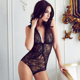 Women's Sexy Lace Bodyshaper Corset Overall Slimming Shapers Beauty Back Hollow Full Shapewear Panty Shaper For Women Black