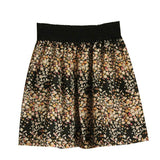 New Fashion Pleated Retro High Waist floral plaid short chiffon skirts mini skirt  | 10 Styles