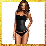 Hot Body Shapers Waist Shaper Corsets Latex Waist Cincher, Body Shapers Corset Butt Lifter Latex Waist Trainer With Steel Bone
