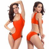 2018 New Sexy Swimsuit Women's separate Bikini Set 4 color Hot Women Swimsuit Belt Unique Design High Quality Women Swimwear