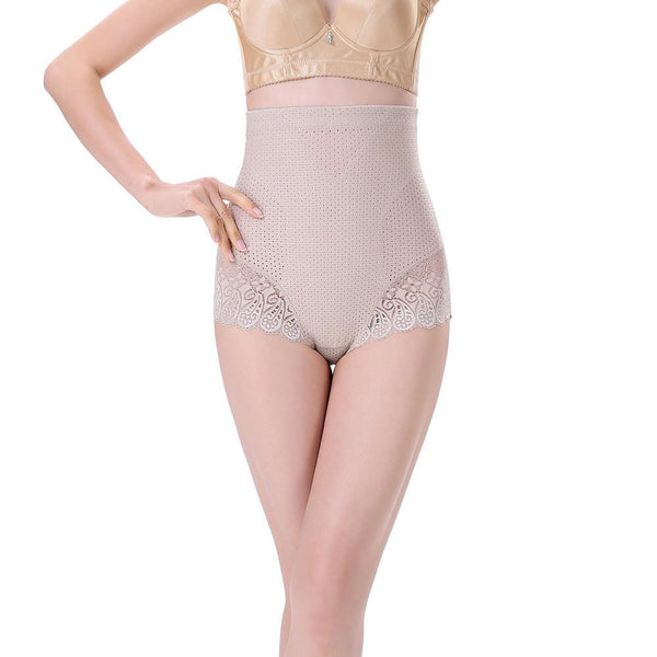 Factory Price! Women Sliming Body Shaper Shape wear High Waist Cincher Briefs