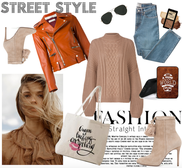 Street Style: Cozy and Chic