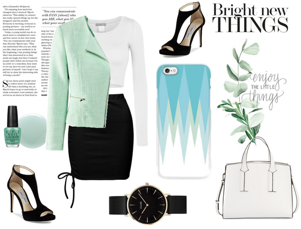 Mint Green Trend: How to Wear