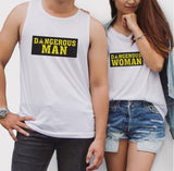 Dangerous Couple Tank Top