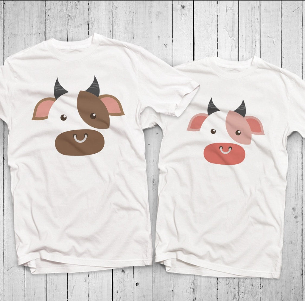Buffalo Couple T-Shirt