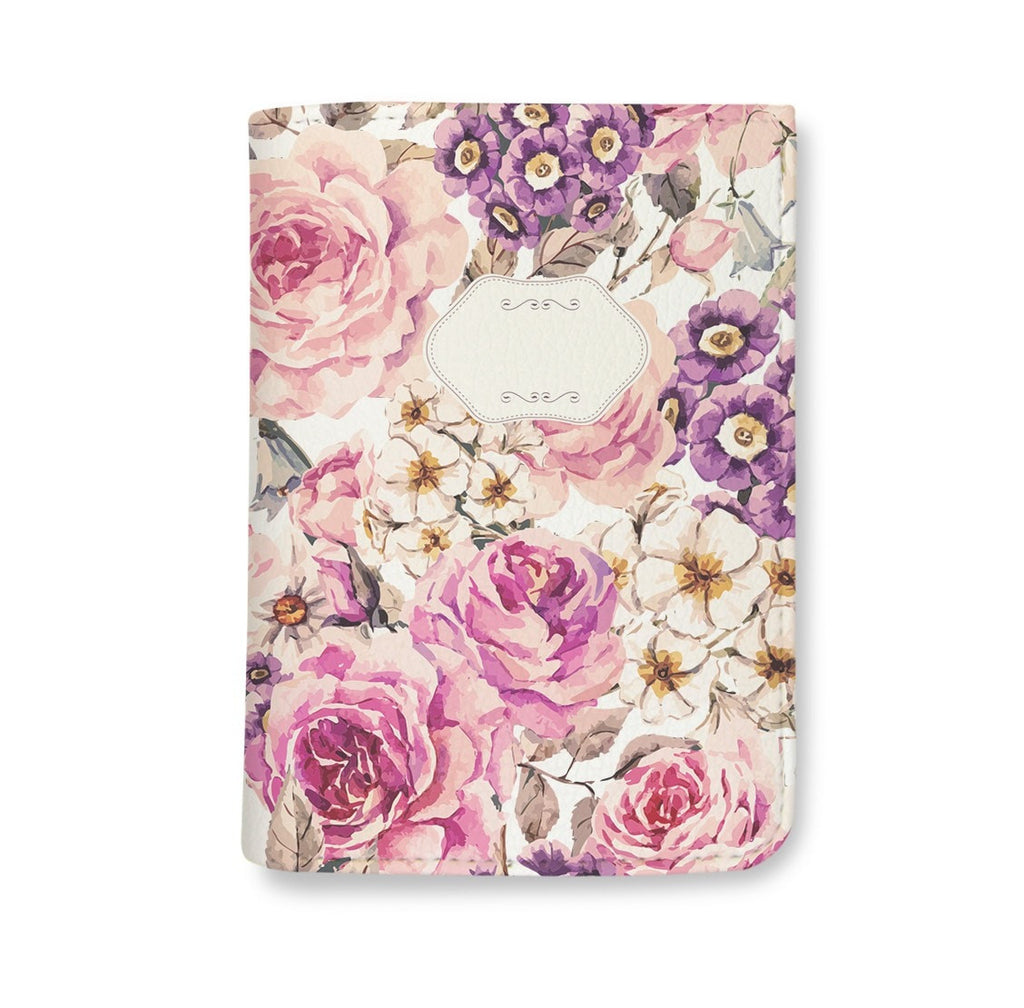 Pastel Roses Wallets