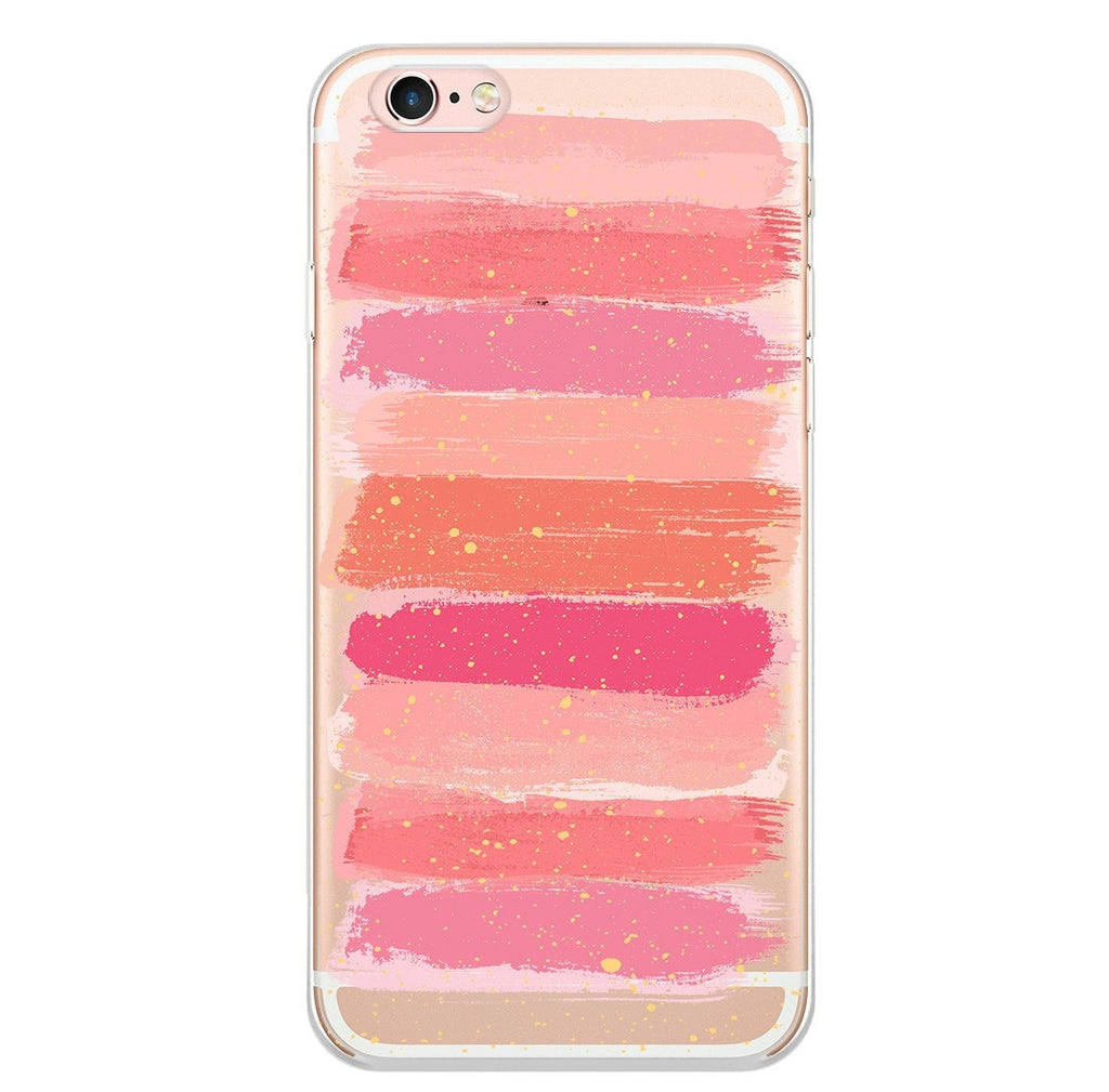 Pink Brush Phone Case