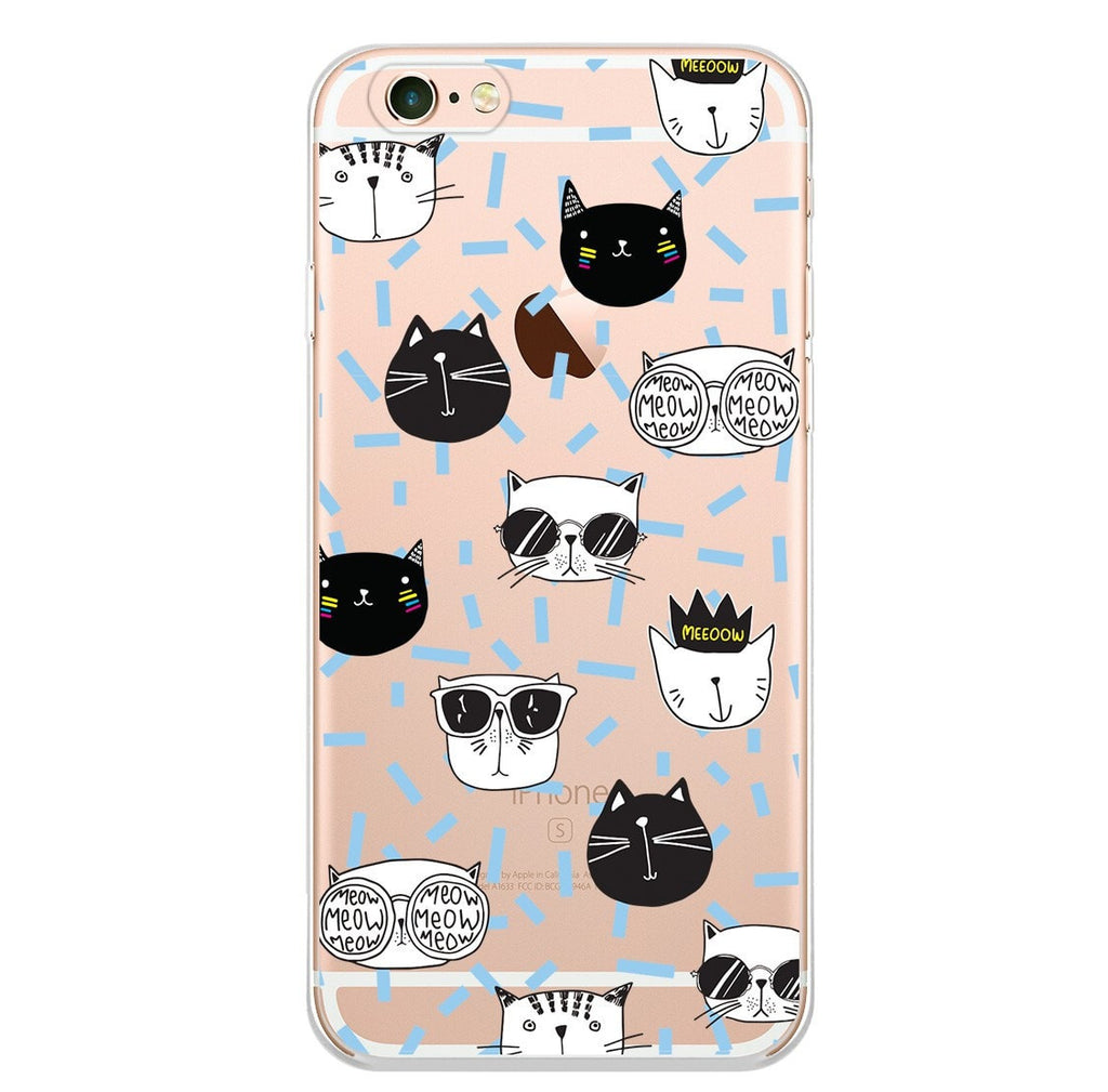 Mini Swag Cat Phone Case