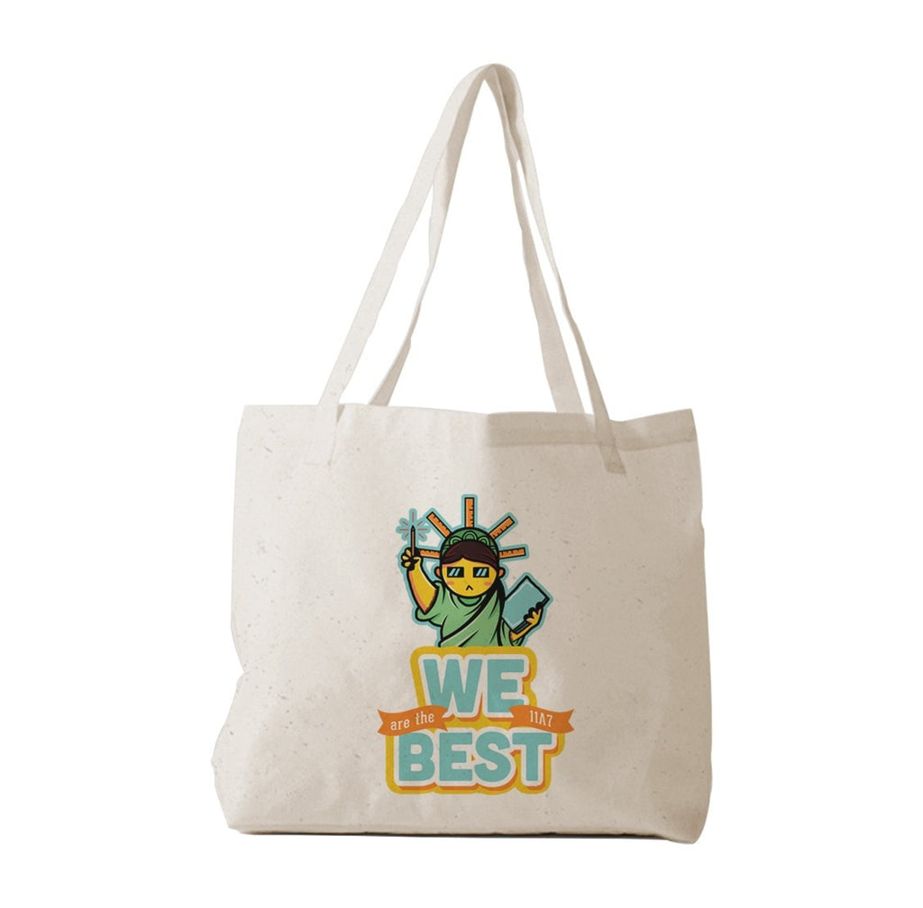 We Are The Best Tote Bag