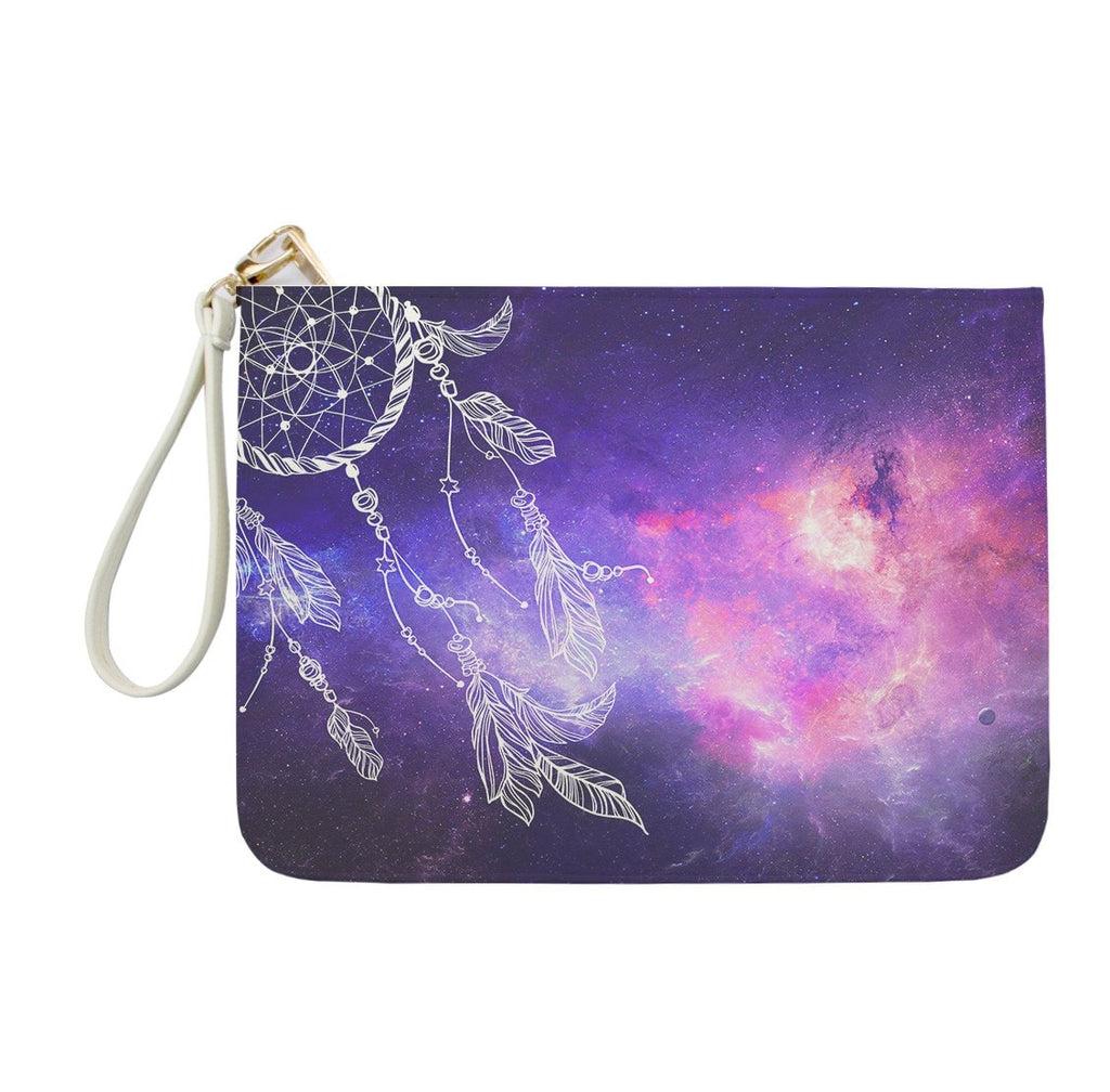Galaxy Dream Catcher Clutch