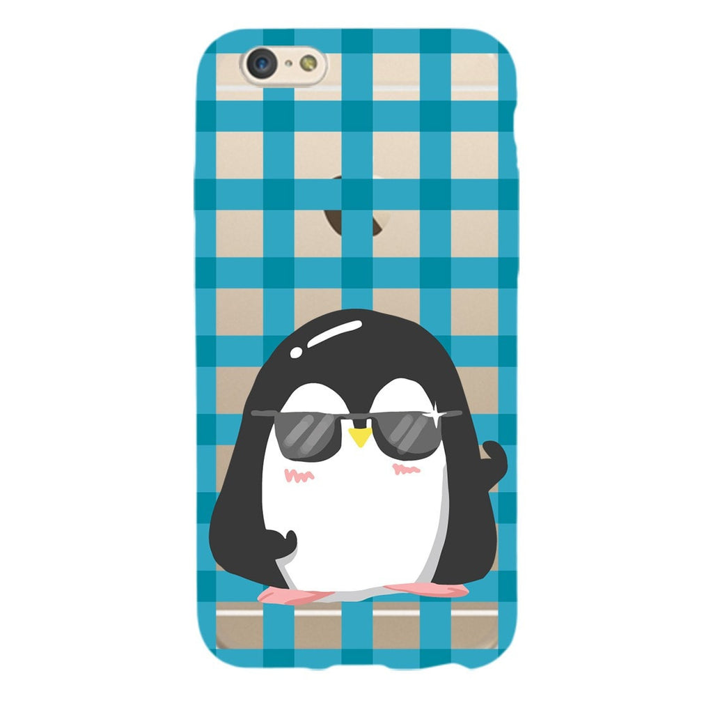 Swag Penguin Phone Case