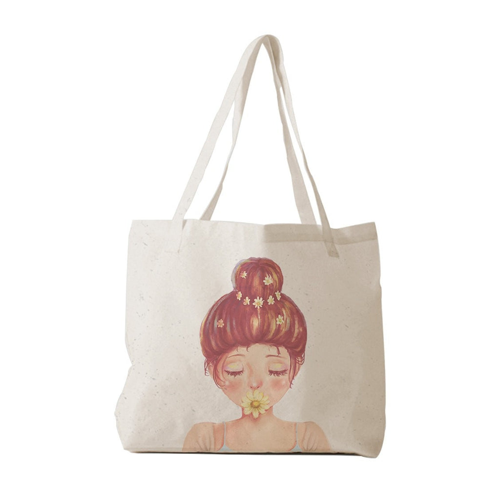 Season Girl Tote Bag