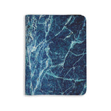 Dark Blue Marble A5 Notebook Organizer