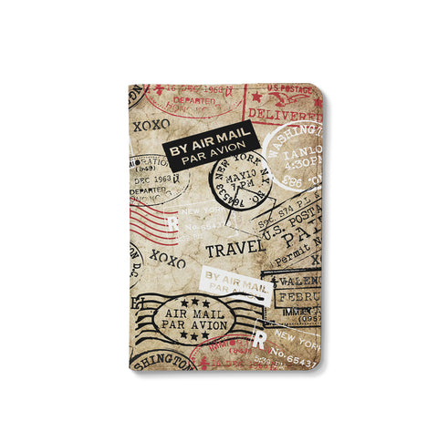 To Travel Is To Live Passport Holder