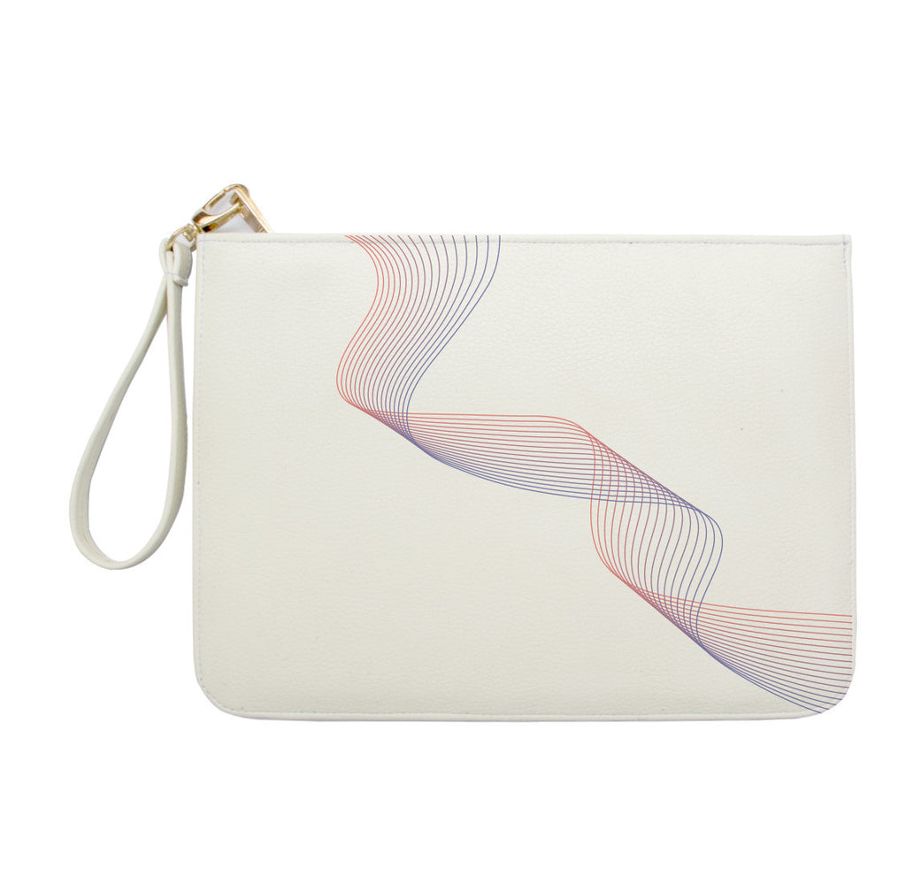 Colorful Minimalist Clutch