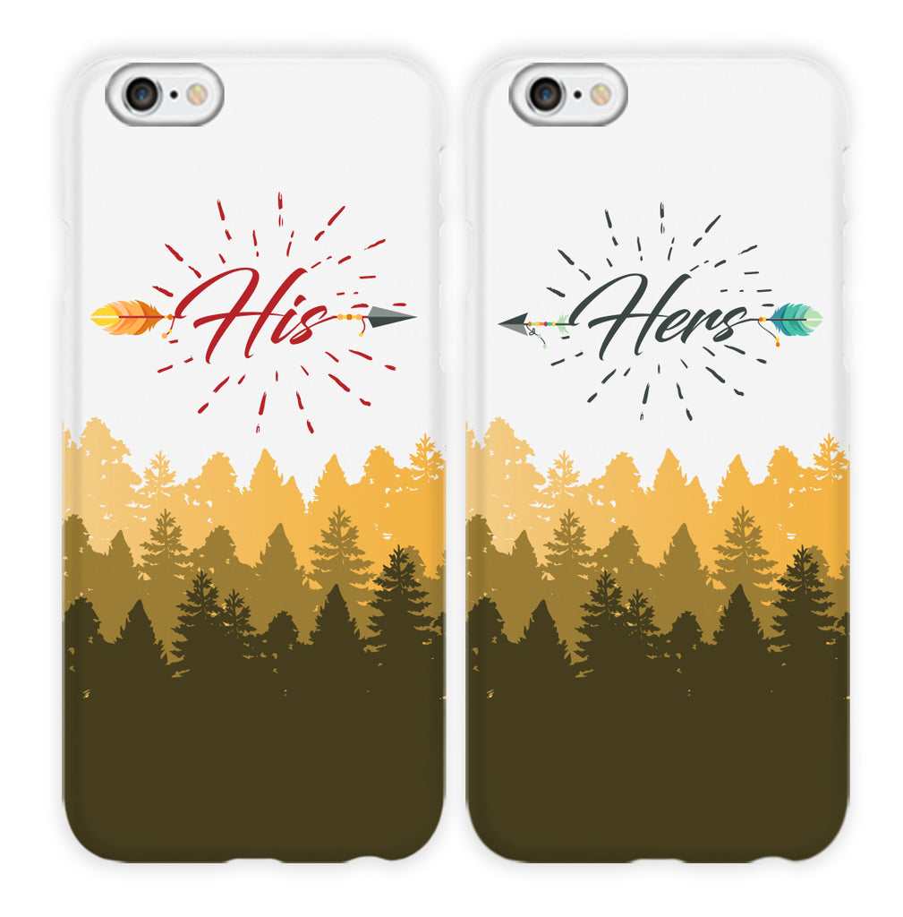 Custom Couple Phone Cases
