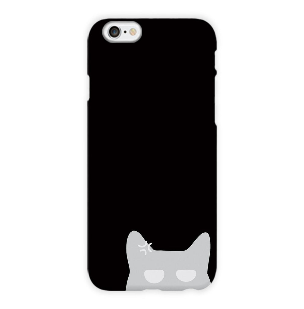 Angry Cat Phone Case