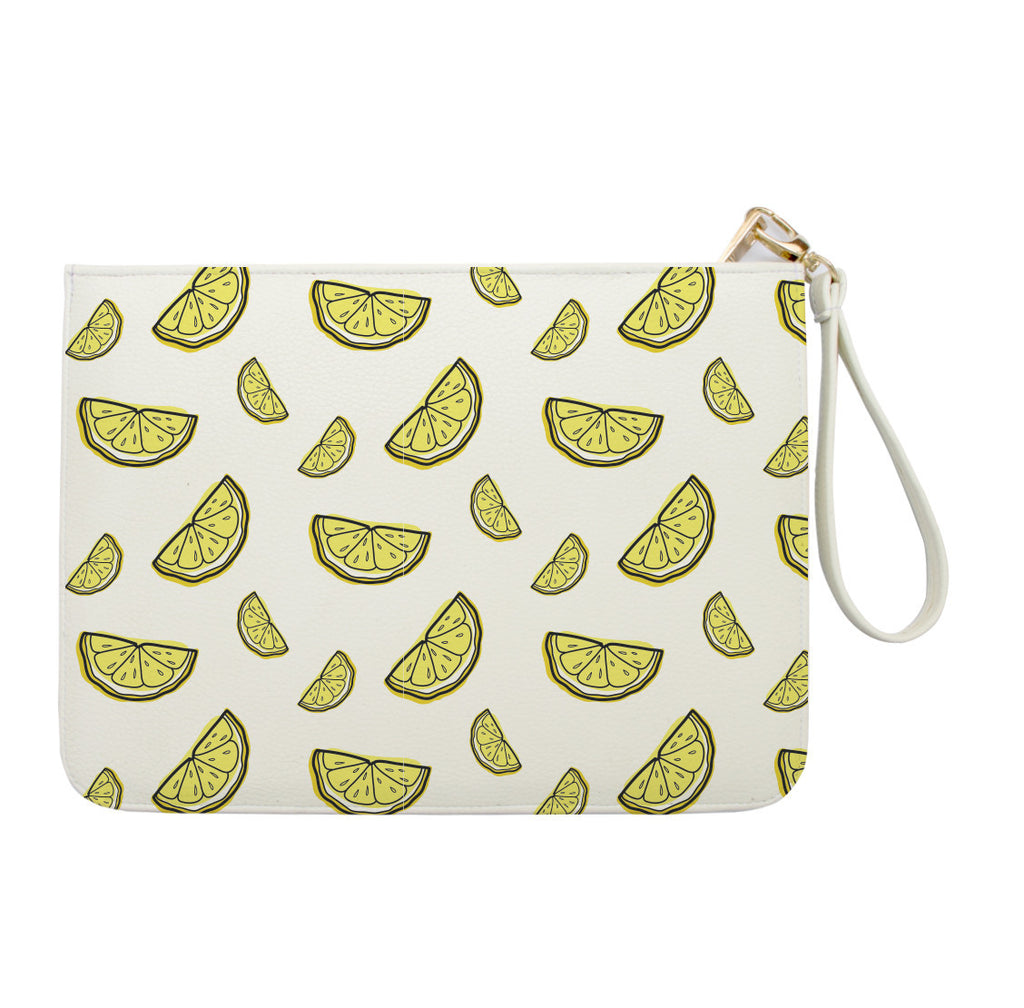 Mini Lemon Clutch