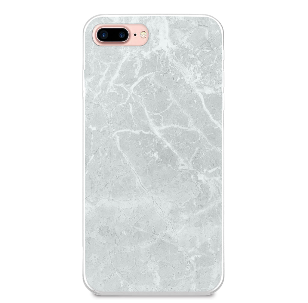 Light Grey Marble Phone Case