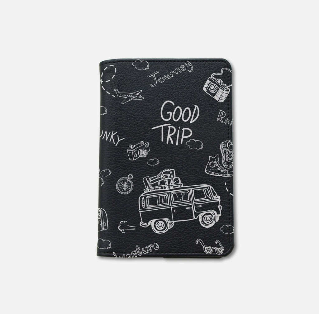 Good Trip Passport Holder