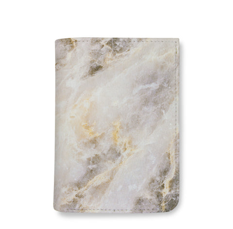 Golden Marble Wallet