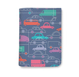 Cars Cartoon Wallet