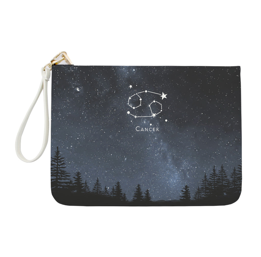 Cancer Zodiac Clutch