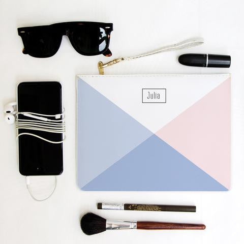 Basic Monogram Clutch