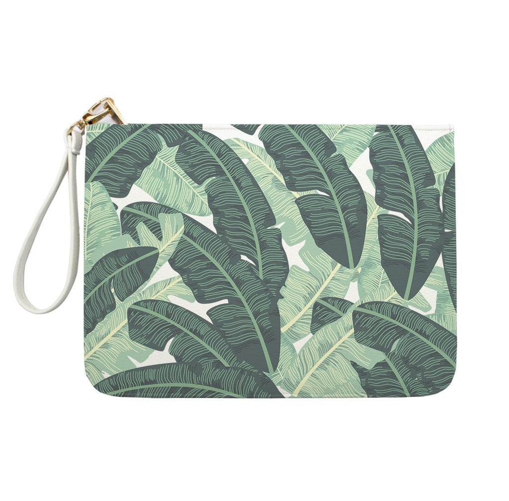 Banana Leaves Clutch