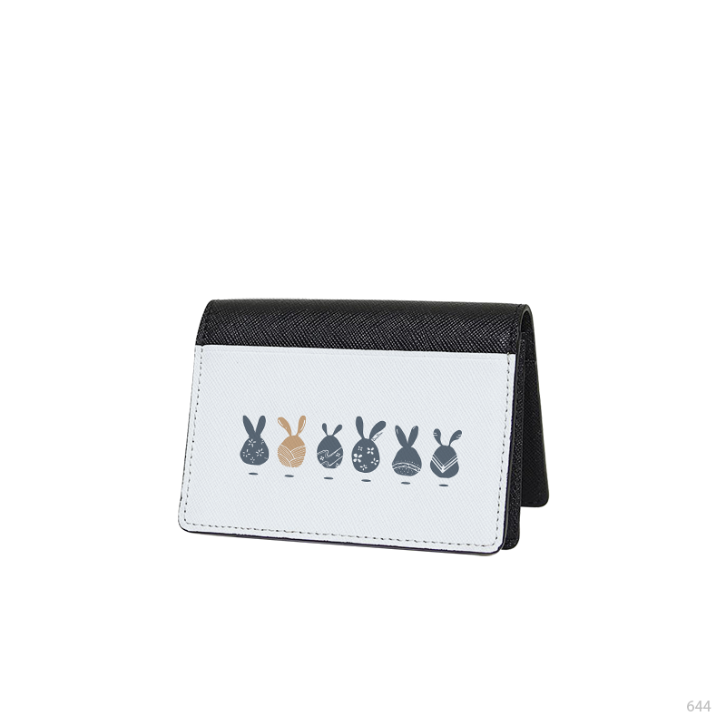Rabbit Wonderland Mini Wallet