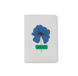 Eternity Flowers Personalizable Passport Holder