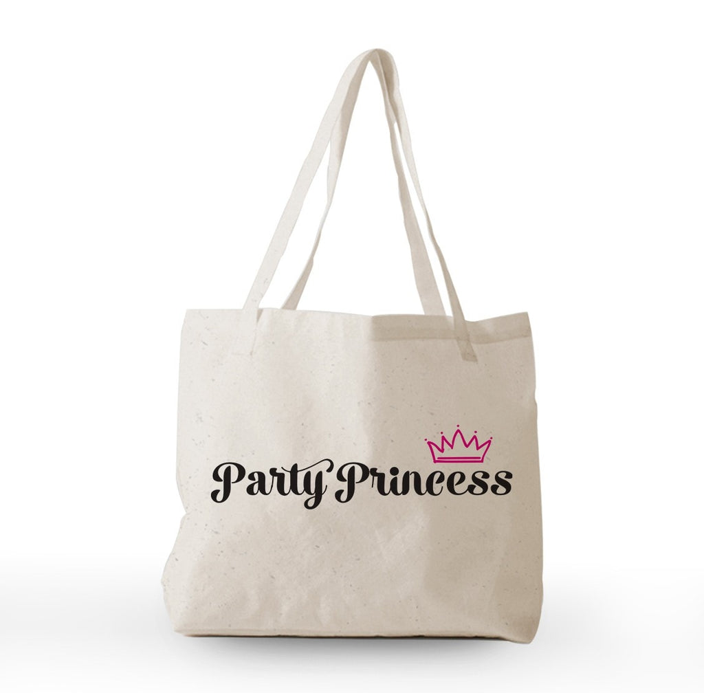 Party Princess Tote Bag