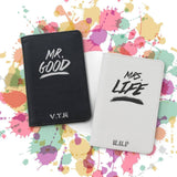 Mr & Mrs. Good Couple Wallets