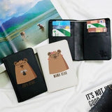 Bear Couple Wallets