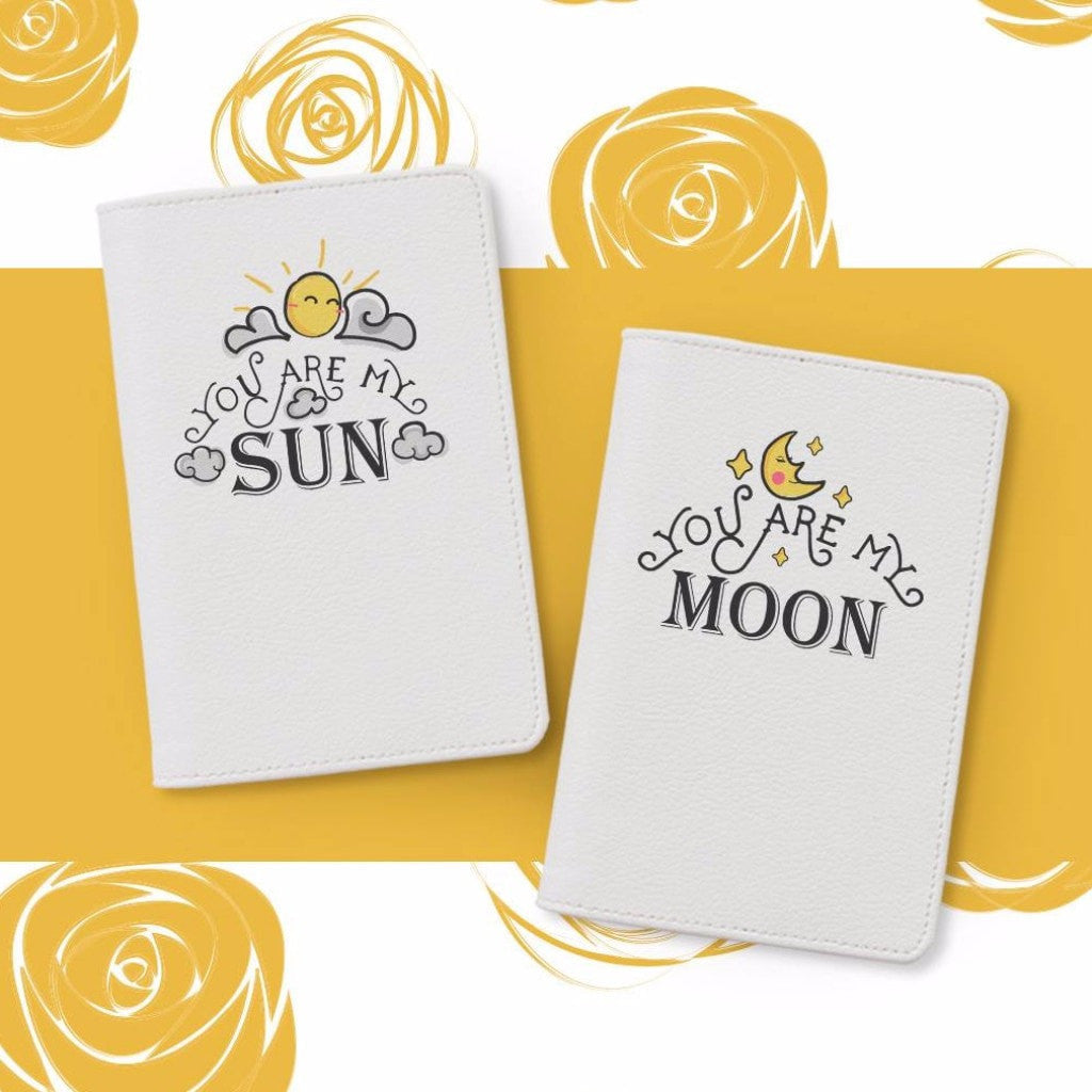 Your're My Sun Couple Wallets