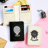 Wild Young Couple Wallets