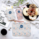 Teapot Combo Passport Holder, Clutch and Phone case