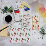 Mini Ice Cream Combo Wallet , Clutch and Phone case