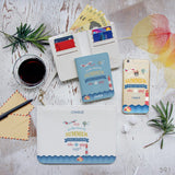 The Best Summer Vacation Combo Wallet , Clutch and Phone case