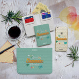Join Summer Adventure Combo Wallet , Clutch and Phone case